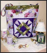 Sewers Traveling Tote Bag Pattern