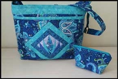 purse, bag, tote carry all bag pattern
